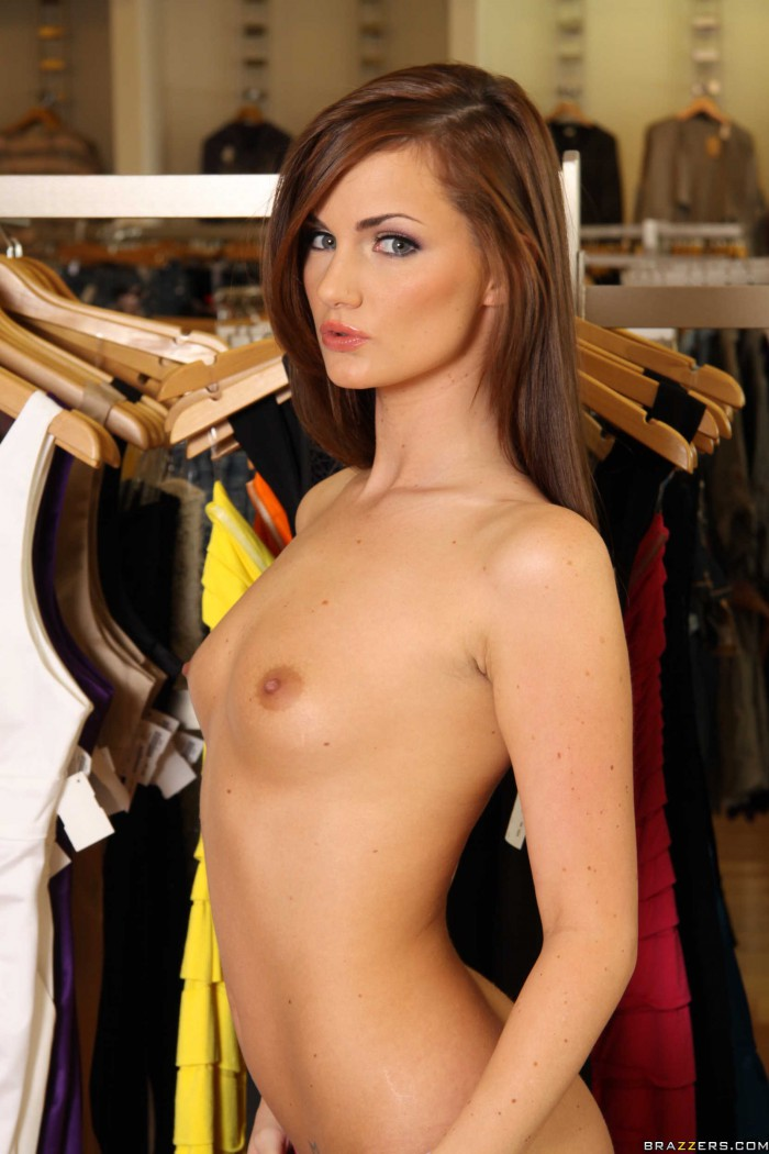 Lily Carter Nipples