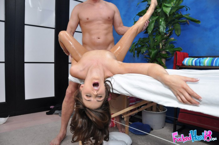 Lily Carter Gets Pounded